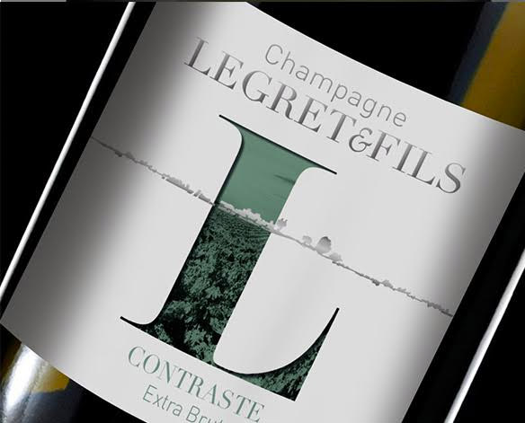 Bouteille champagne Legret & Fils