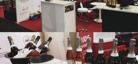 Les Champagnes Legret et Fils présents au SIAL 2016