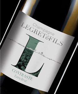 Les champagnes Legret & Fils