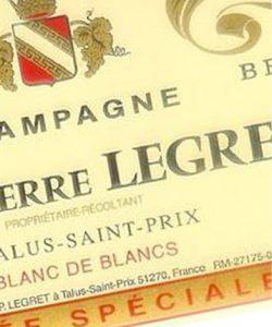 Histoire Champagne Legret et Fils