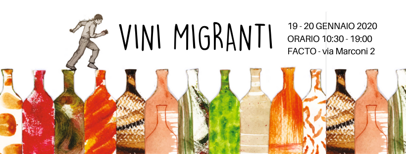 Salon Vini Migranti : Présence Stand Legret & Fils