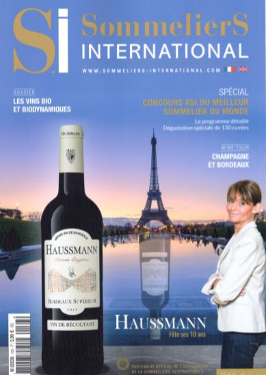 Sommeliers International 2019