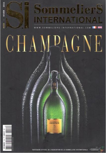 Champagnes Contraste et Minérale